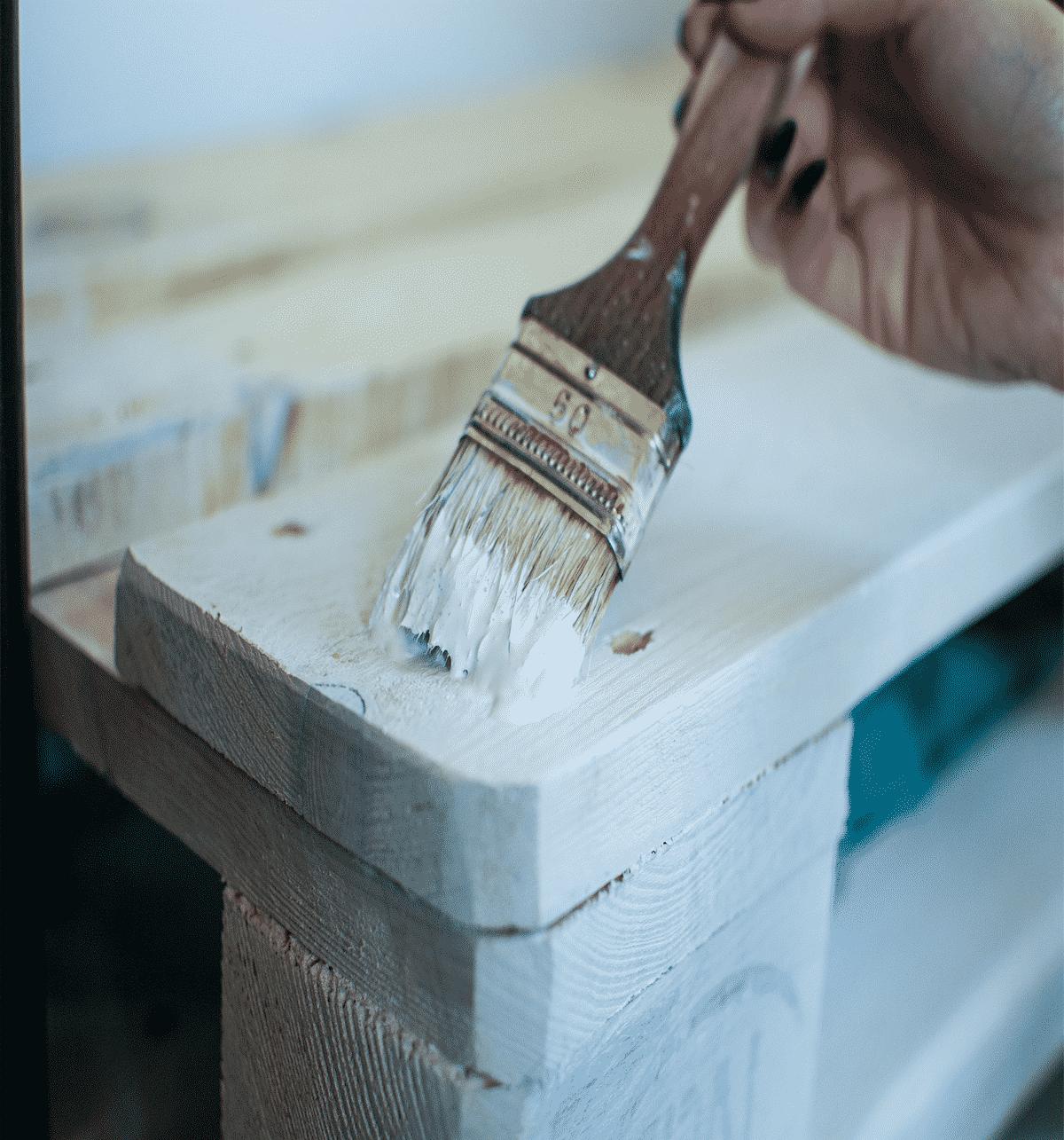 Peintures d'intérieures